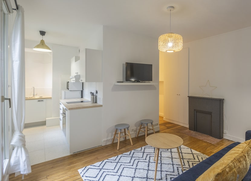 exemple investissement immobilier Paris1