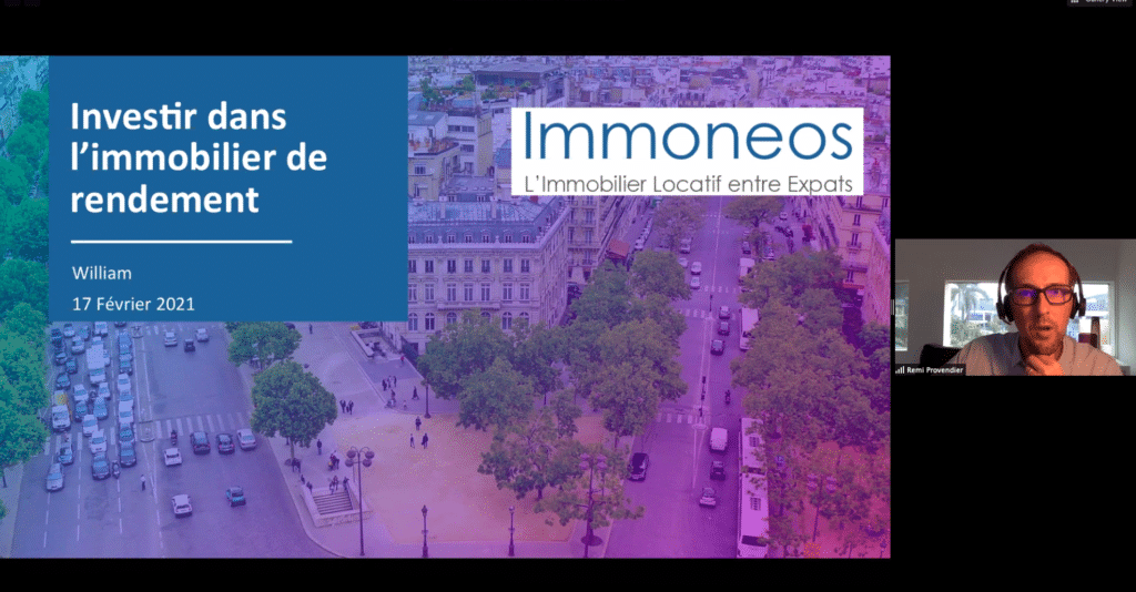 immobilier rendement